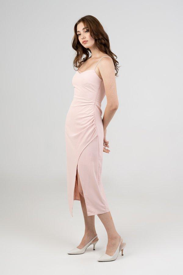 Esme Dress in Pink