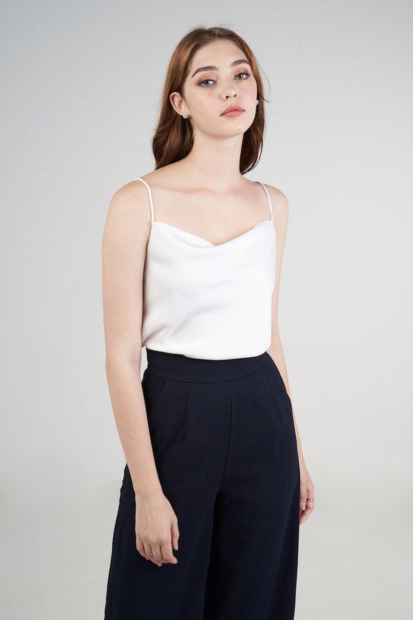Lucinda Top in White