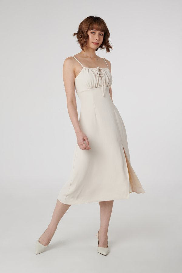 Charlotte Dress in Cream